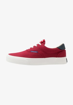 JRMORK - Sneakers laag - red dahlia