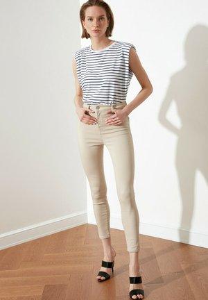 PARENT - Jeans Skinny Fit - beige