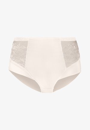 ILLUSION HIGH WAIST BRIEF - Slip - natural beige