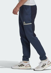 adidas Performance - Z.N.E. SPORTSWEAR PRIMEGREEN PANTS - Pantalon de survêtement - blue - 2