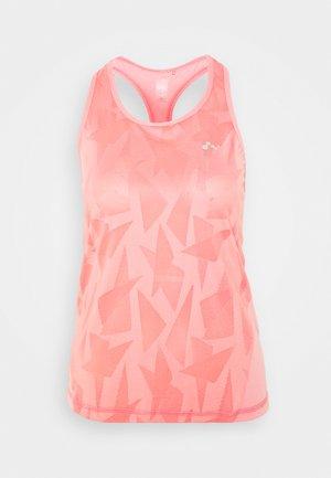 ONPMADON TRAINING PETITE - Camiseta de deporte - strawberry pink