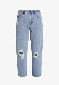 BDG Urban Outfitters - PAX - Jean droit - destroyed denim - 6