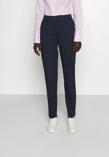 HECIA - Chino kalhoty - open blue