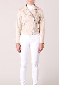 Rino&Pelle - Light jacket - sand - 0