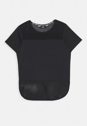 PERFORMANCE - Camiseta de deporte - black