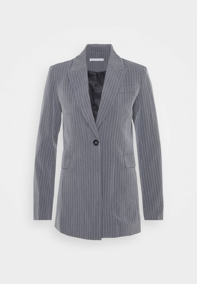 FORMALITIES SUIT JACKET - Manteau court - grey