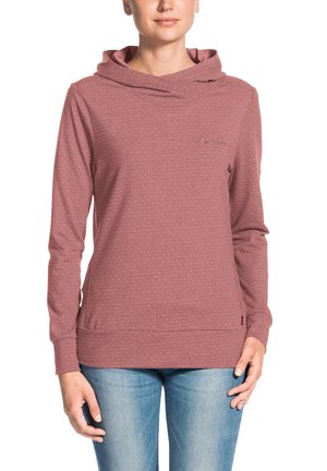 WOMENS TUENNO - Long sleeved top - dusty rose
