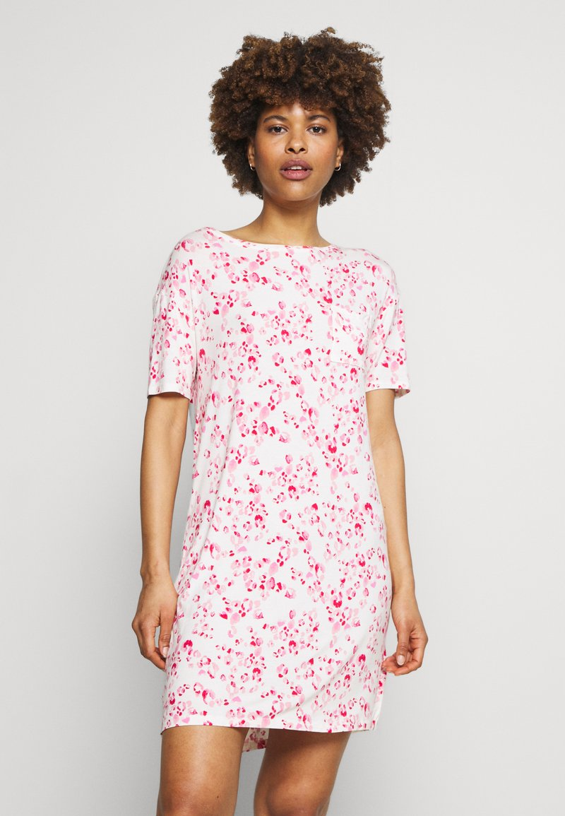 Marks & Spencer London - LEOPARD - Nightie - pink
