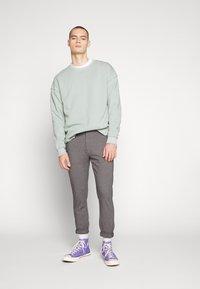 Gabba - Chinos - light grey melange - 1