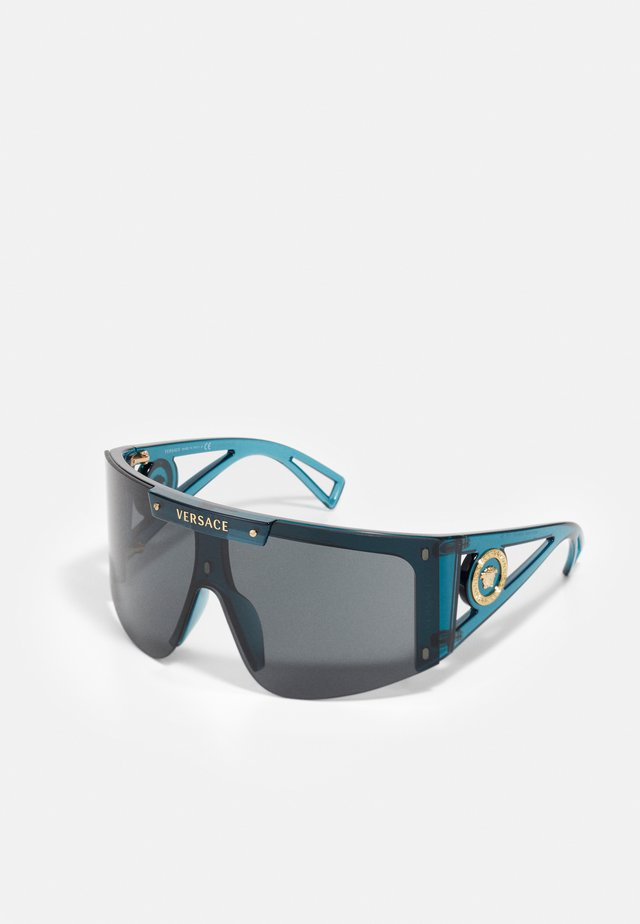 SET - Sluneční brýle - transparent petroleum