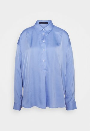ZEIKE - Button-down blouse - balance blue