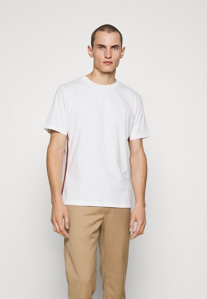 Paul Smith - Jednoduché triko - white