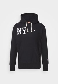 Champion Reverse Weave - HOODED NEW YORK - Sweatshirt - dark blue - 5