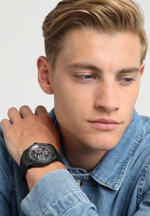MENS SPORT - Watch - black
