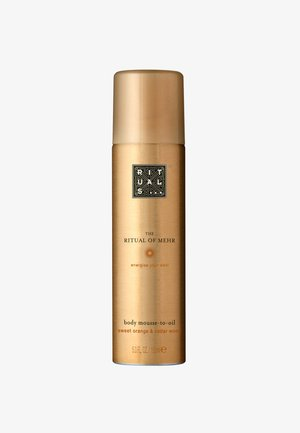 THE RITUAL OF MEHR BODY MOUSSE TO OIL - Body oil - -