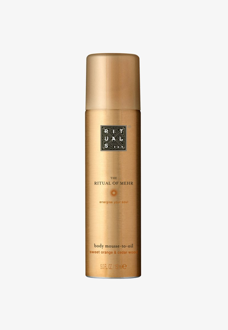 Rituals - THE RITUAL OF MEHR BODY MOUSSE TO OIL - Body oil - -