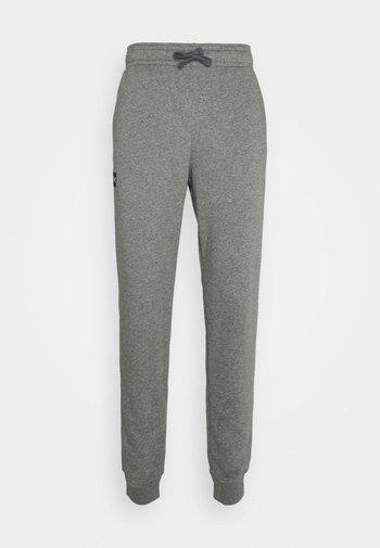RIVAL JOGGERS - Pantaloni sportivi - pitch gray light heather