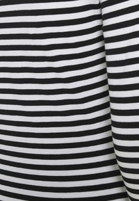 Anna Field MAMA - Camiseta de manga larga - black/white - 5