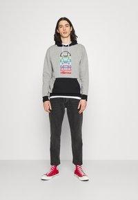 Ellesse - ANDO HOODY - Sweatshirt - grey marl - 1
