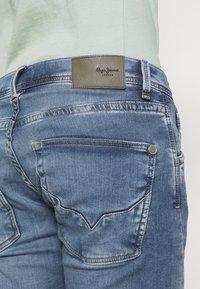 Pepe Jeans - TRACK - Denim shorts - denim - 5