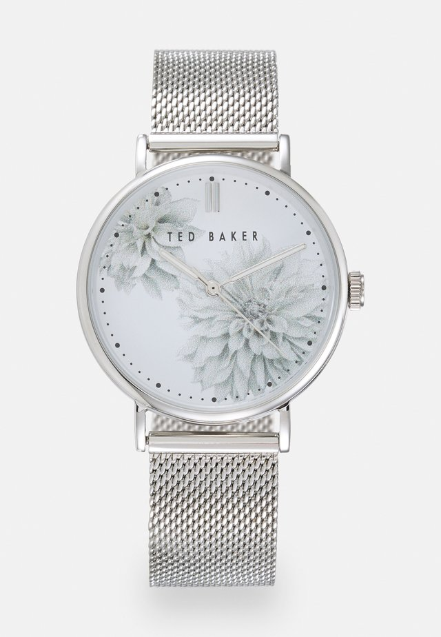 PHYLIPA PEONIA - Montre - silver-coloured