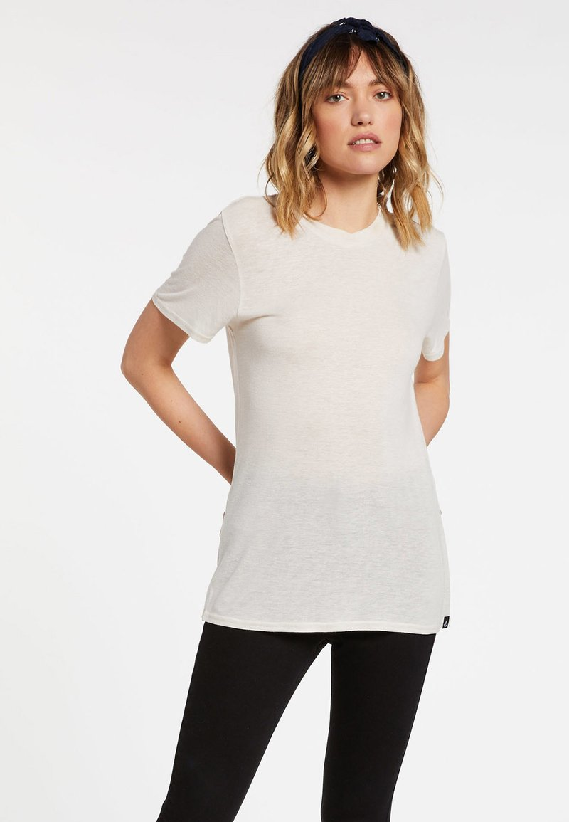 Volcom - TERN N BERN SS - Basic T-shirt - bone