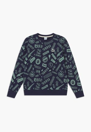 CREW - Sweater - peacoat