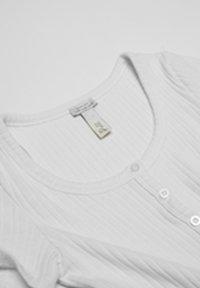 PULL&BEAR - T-paita - white - 2