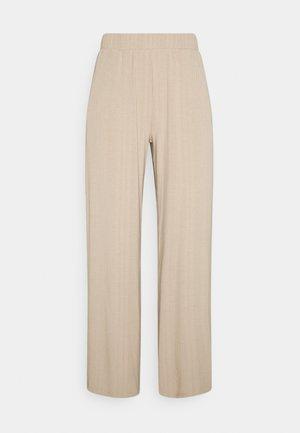 YARSA - Spodnie materiałowe - nude