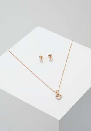 PREMIUM SET - Oorbellen - roségold-coloured