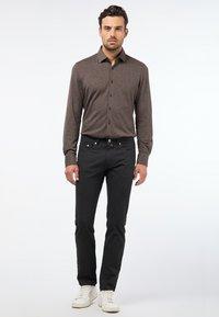Pierre Cardin - Jeans a sigaretta - dark grey - 1