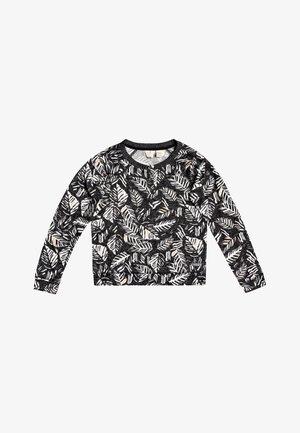 Sweatshirt - anthracite zina
