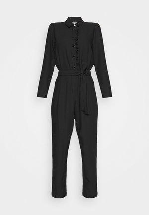 Overall / Jumpsuit /Buksedragter - noir