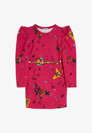 LONG SLEEVE - Day dress - pink
