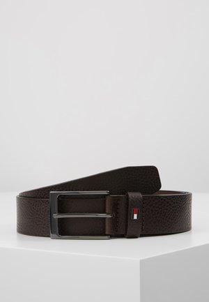LAYTON PEBBLE - Belt - brown