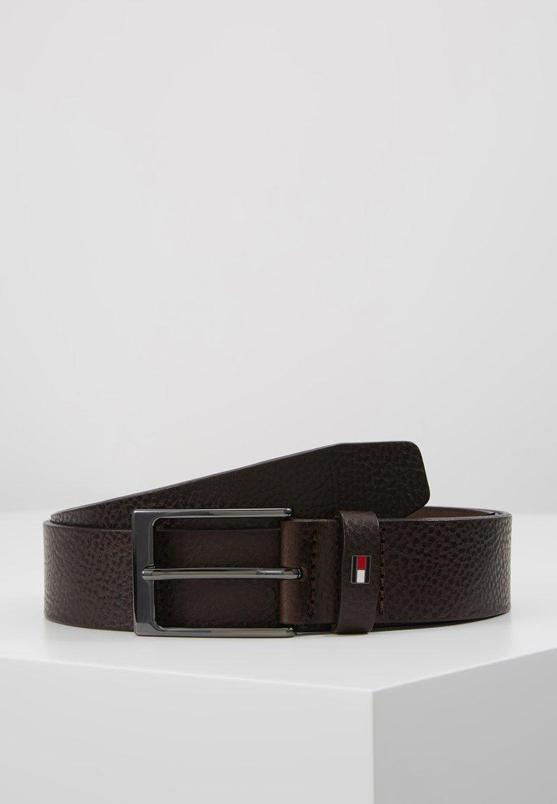 Tommy Hilfiger - LAYTON PEBBLE - Belt - brown