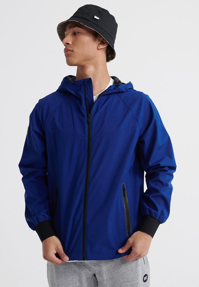 Light jacket - cobalt grit