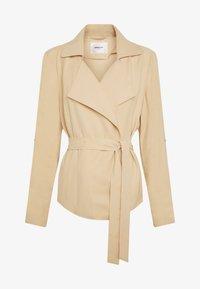 TAMIRA JACKET - Summer jacket - croissant