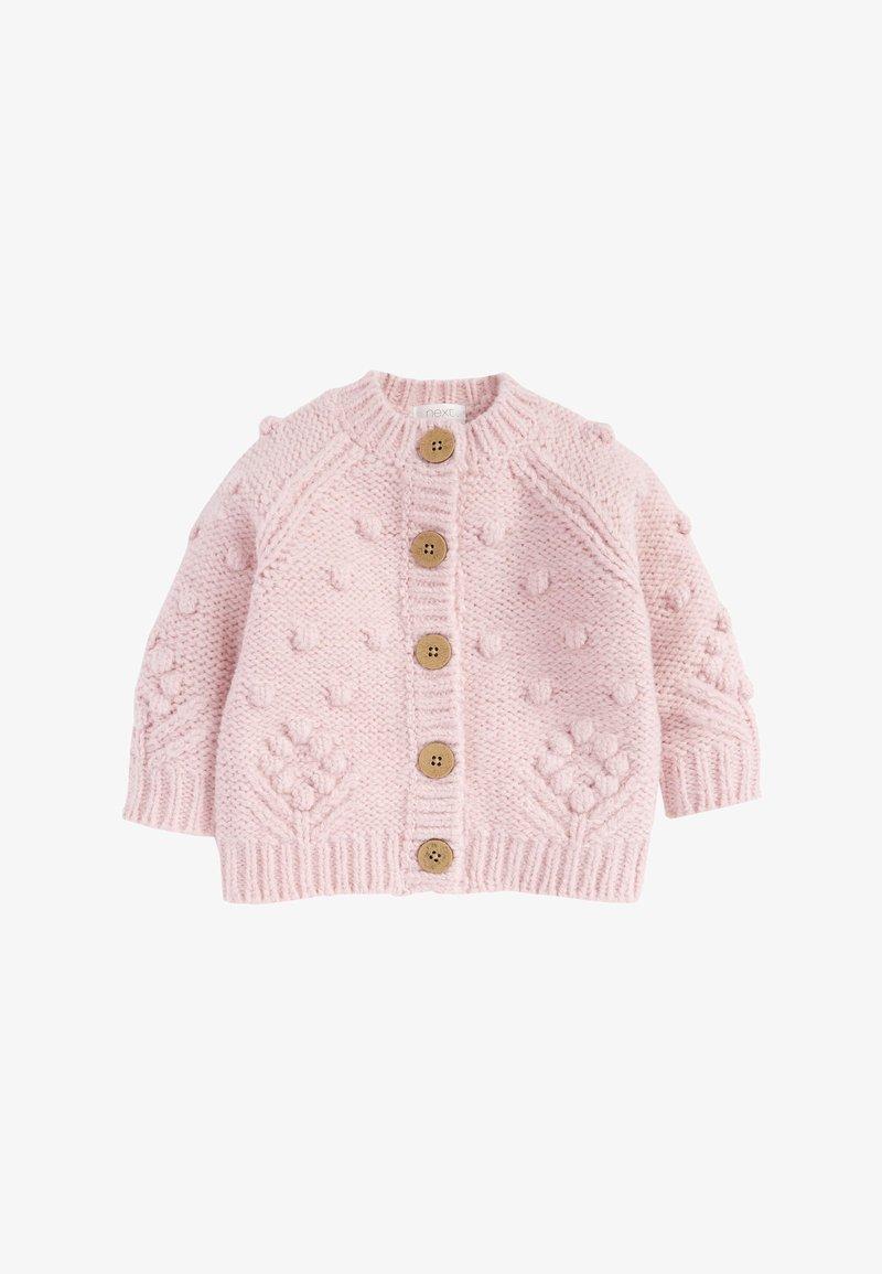 Next - CHUNKY - Cardigan - pink