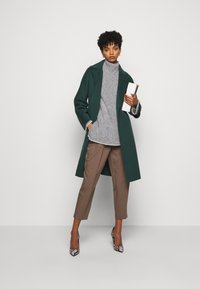 By Malene Birger - ELLISON - Jumper - med grey mel - 1