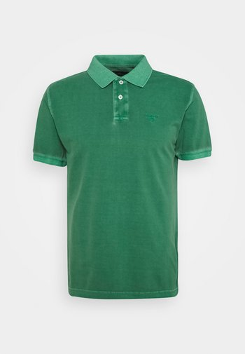 BARBOUR WASHED SPORTS - Polo shirt - turf
