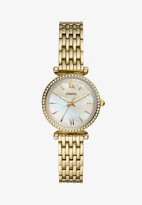 Fossil - CARLIE MINI - Watch - gold-coloured - 1