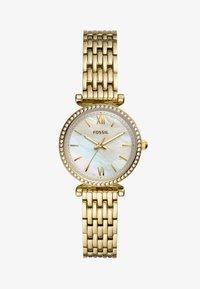 CARLIE MINI - Watch - gold-coloured