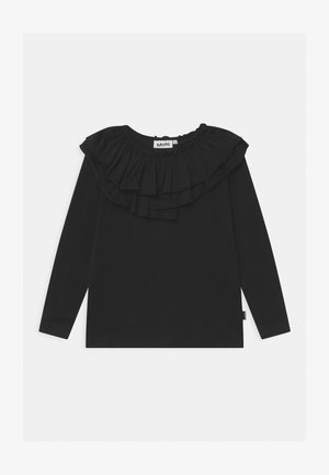 ROSAMOND - Long sleeved top - black