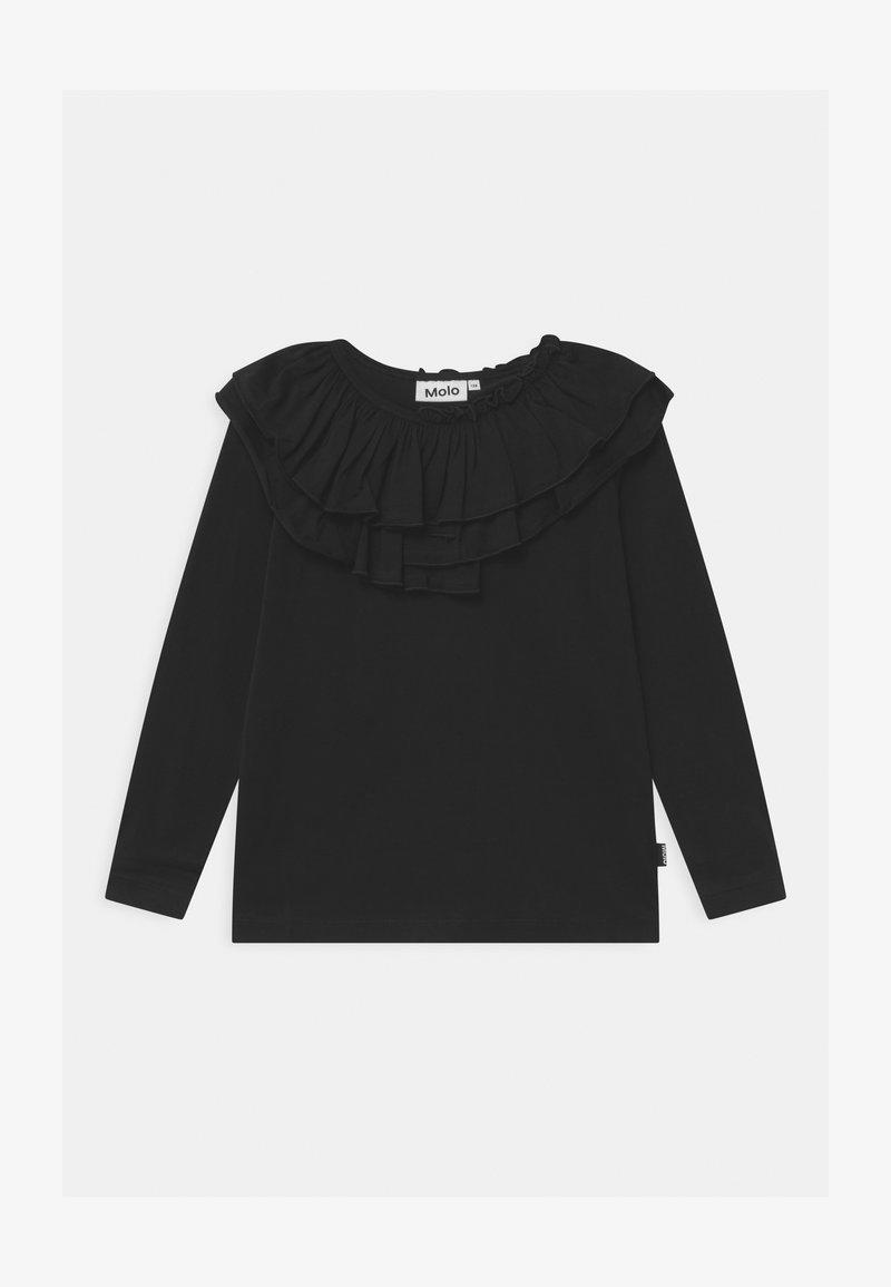 Molo - ROSAMOND - Long sleeved top - black