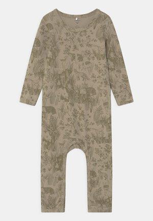 NBMDIOTTO - Pyžamo - moss gray