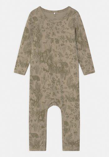 NBMDIOTTO - Pyjamas - moss gray
