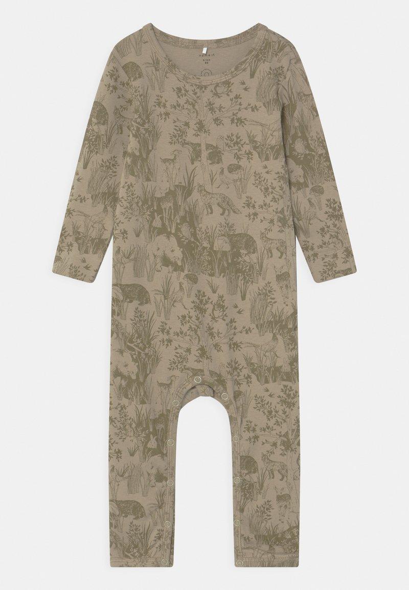 Name it - NBMDIOTTO - Pyžamo - moss gray