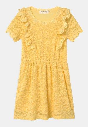 Robe de soirée - vanilla yellow