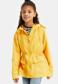 WE Fashion - Parka - yellow - 1